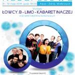 Giełda Kabaretowa - plakat Aqua_rgb