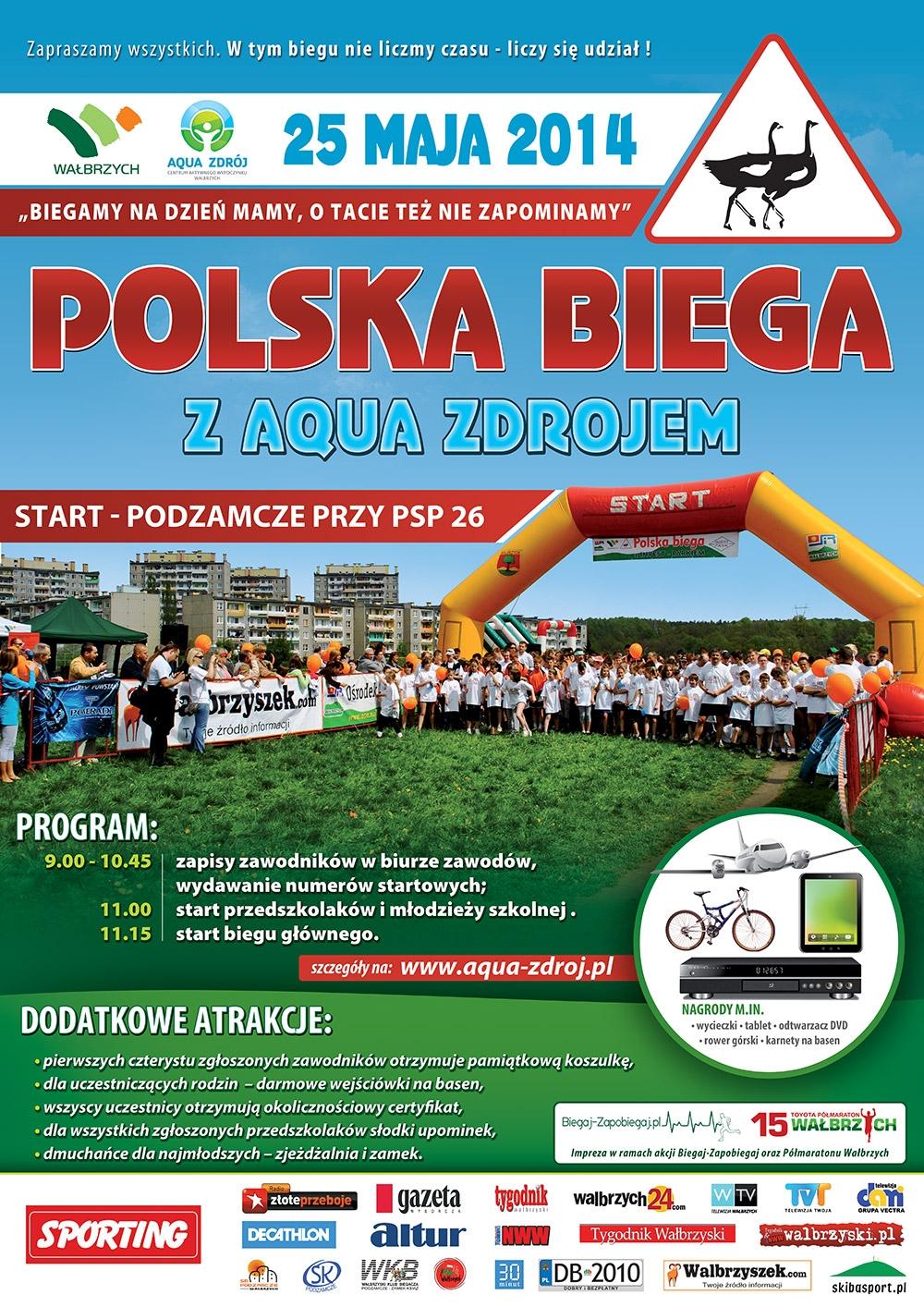 plakat-A2 polska biega