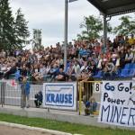 13. Mecz futbolu amerykańskiego, Miners Wałbrzych - Jaguars Kąty Wrocławskie 12.06.2016