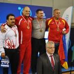 21. Mistrzostwa Świata Weteranów w Zapasach, 7-9.10.2016