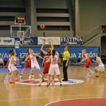 24. Mecz sparingowy Polska-Niemcy koszykówka Kobiet, 16.11.2016
