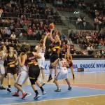 25. Mecz kwalifikacyjny do Eurobasketu Women 2017 Polska-Belgia, 23.11.2016