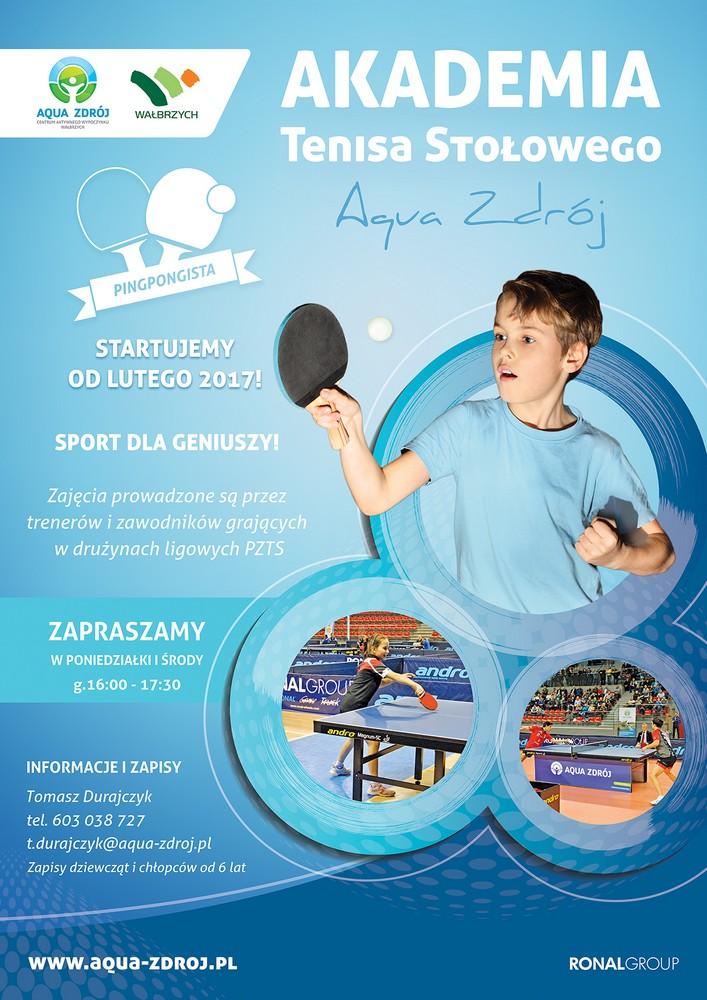 akademia tenisa stolowego
