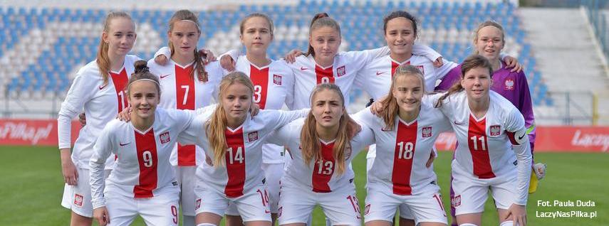 ae44f9b31 Zgrupowanie reprezentacji Polski w piłce nożnej kobiet U15   AQUA ...