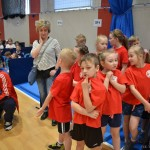 Rywalizacja najmłodszych w Hali Wałbrzyskich Mistrzów